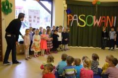 Pasowanie na Przedszkolaka - Jeżyki - październik 2016